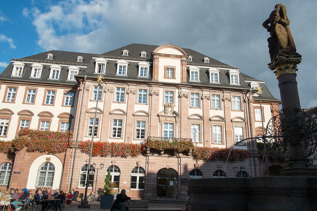 Hotel Heidelberg Nahe Bismarckplatz