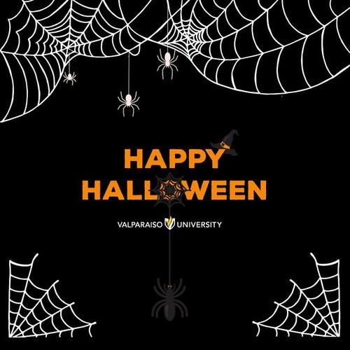 Have a Happy Valpo Halloween!