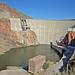Theodore Roosevelt Dam Back