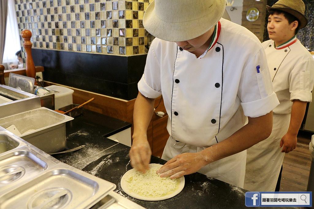 Pizzeria 義大利米蘭手工窯烤披薩餐廳029