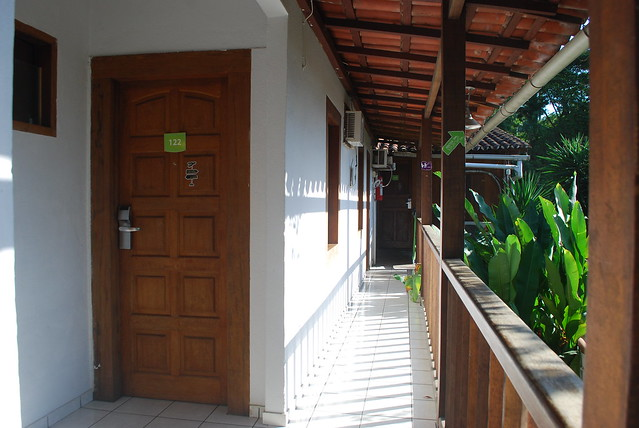 Private Rooms at Che Lagarto Hostel Paraty