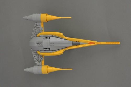 Naboo N-1 Starfighter V2 (Underside)