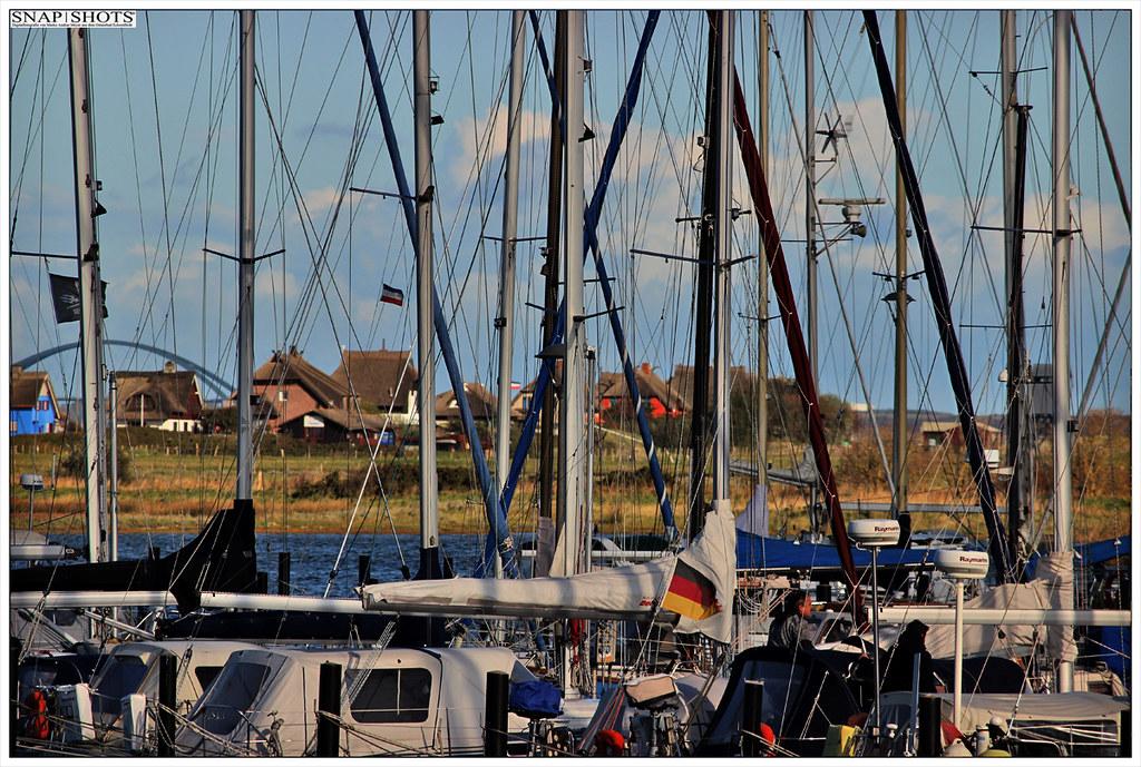 Über Laboe nach Heiligenhafen