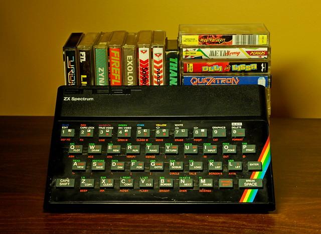 Sinclair ZX Spectrum 48K :)