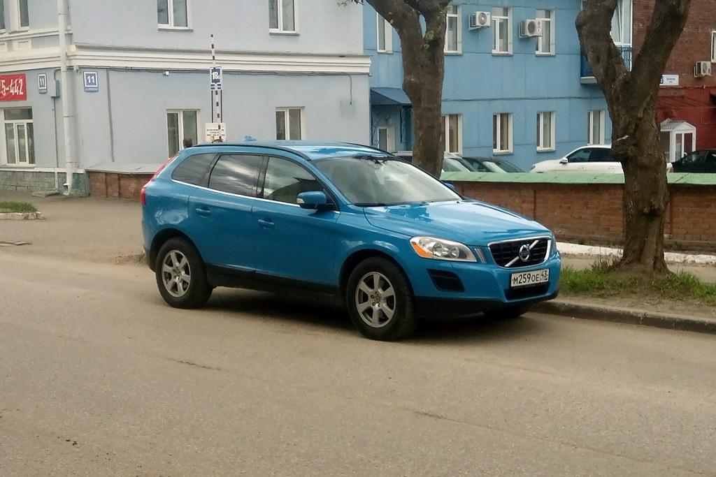 Volvo XC60I Rebel Blue