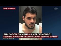 Polícia prende suspeito de matar fundador da Mancha Verde
