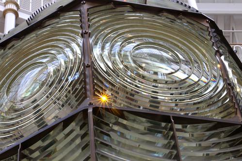 Inchkeith Lighthouse Lens