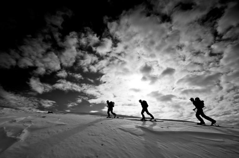 Vázání pro skitouring, skialpinismus a freeride 17/18