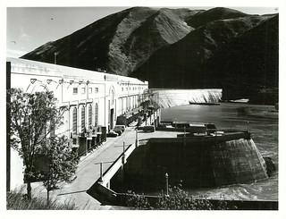 Waitaki Hydro-Electric Station, 1977
