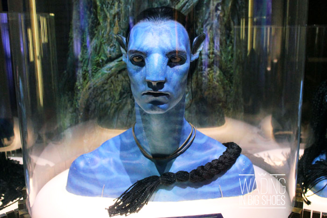 A Walk Through Pandora - Exploring Avatar: The Exhibition (via Wading in Big Shoes)