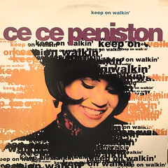 CE CE PENISTON:KEEP ON WALKIN'(JACKET A)