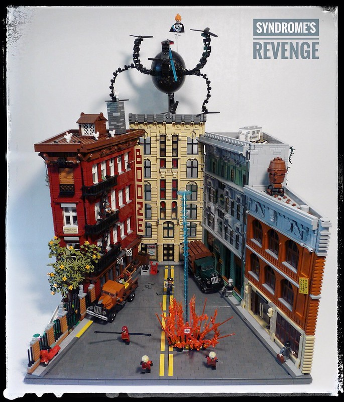 Syndrome's Revenge