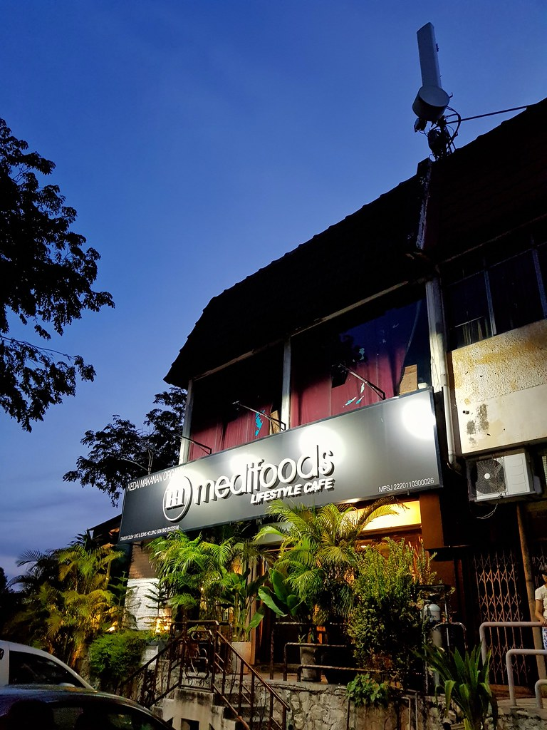 @ 梳邦再也有机餐馆 Medifoods Organic Restaurant SS18
