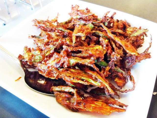 Vegetable Fry / Bhindi Fry / Okra Fry