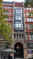 Pioneer Building Facade