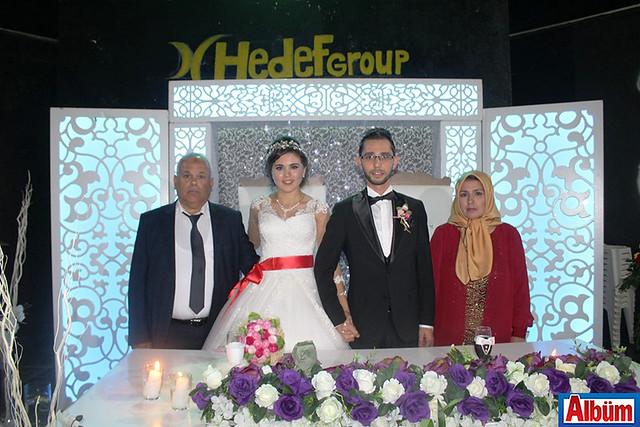 Alanya Su Yapı mağaza sorumlusu Semih Ekmekçibaşı ve Merve Pınar evlendi-8