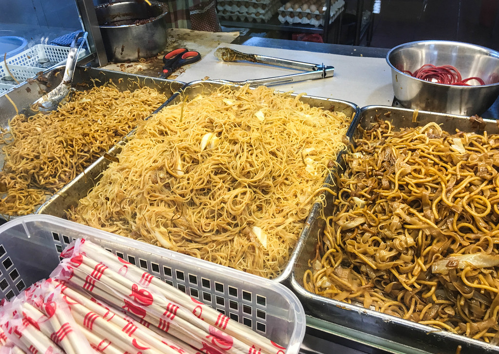 327 Fried Bee Hoon