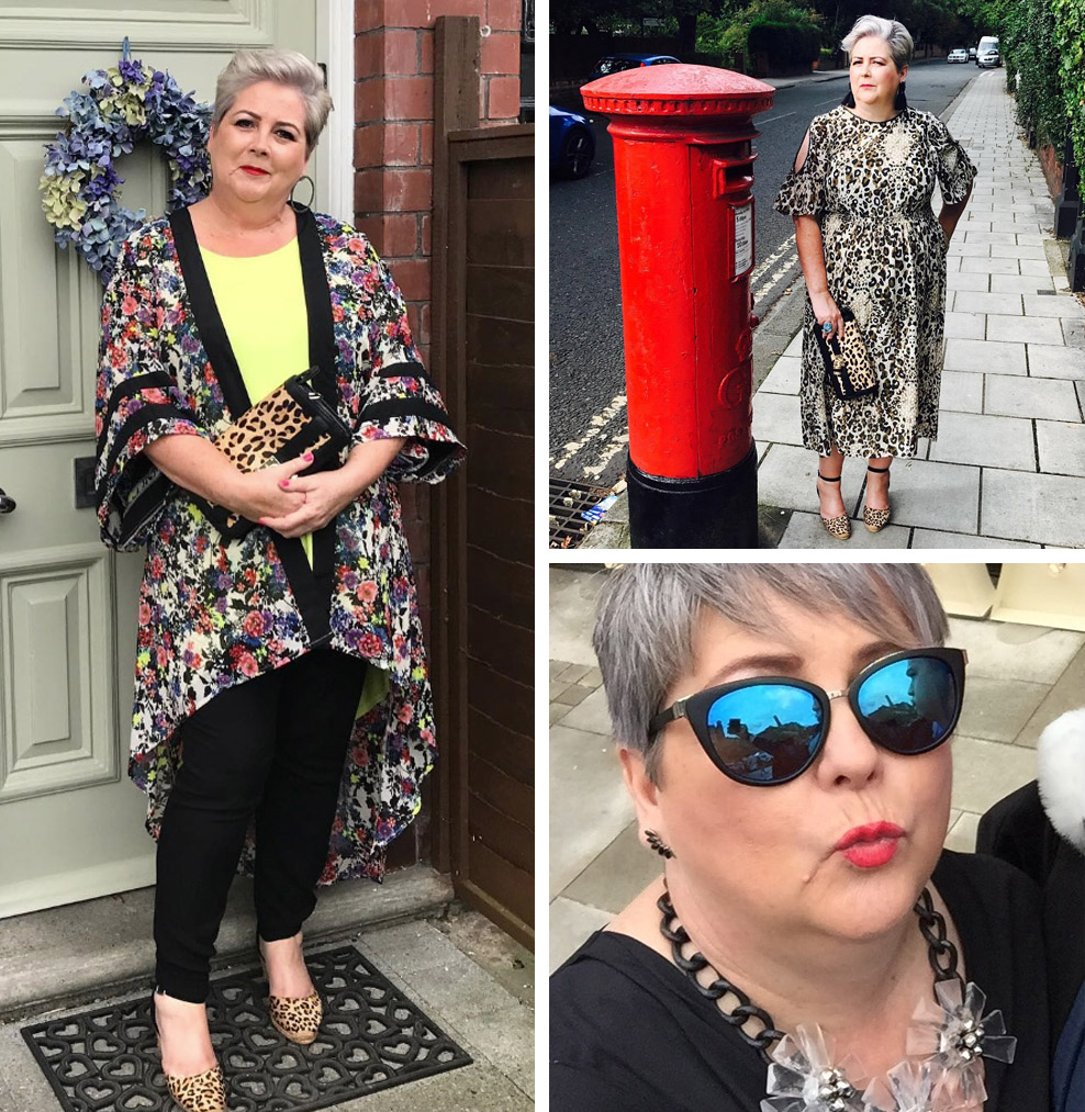 8 All New Over 40 Fashion Bloggers (Sharon - Best Before End Date)