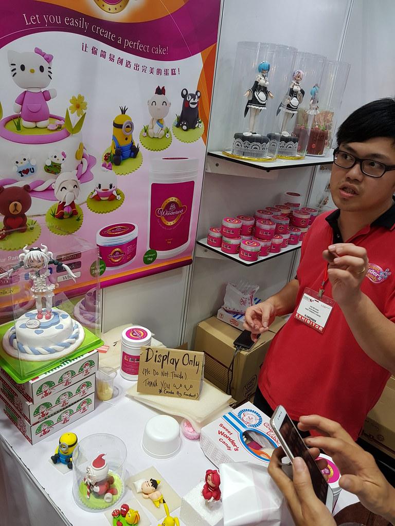 Sweet Wonders Candy from Perak @ FHM2017 KLCC