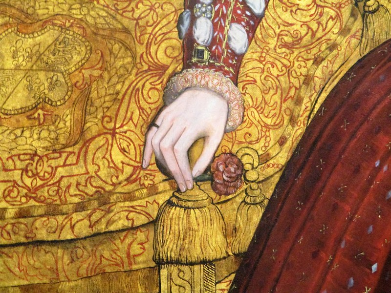 Hampden Portrait of Elizabeth I