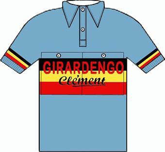 Girardengo - Giro d'Italia 1953