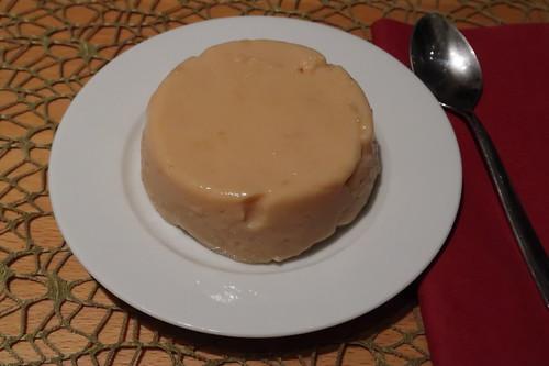 Karamellpudding (als Nachtisch)