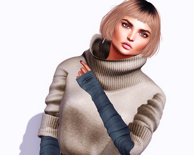 DeuxLooks - modern knit