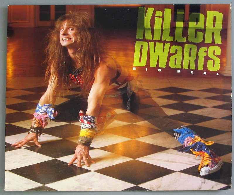 A0127 Killer Dwarfs Big Deal