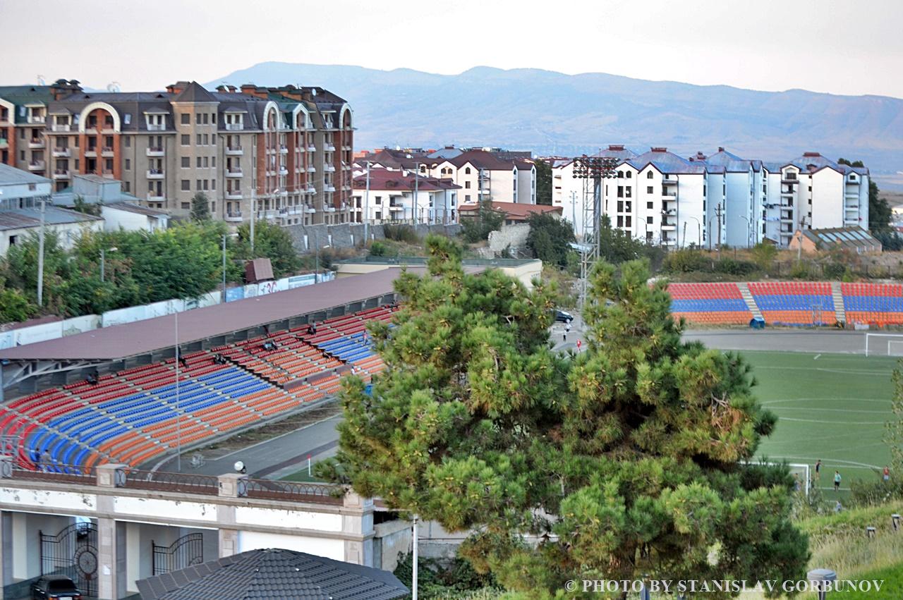 Футбол в Нагорно Карабахской Республике