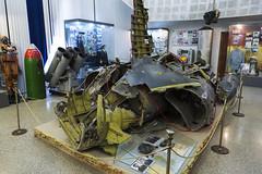 Lockheed U-2C wreckage - 1
