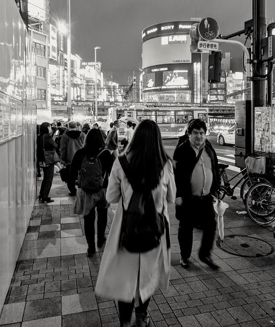 Shinjuku, Tokyo Japan