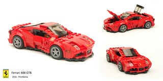Ferrari 488 GTB - MotorCity