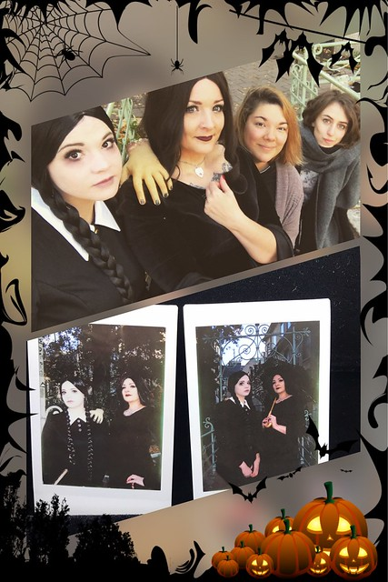 Addams Familly shooting