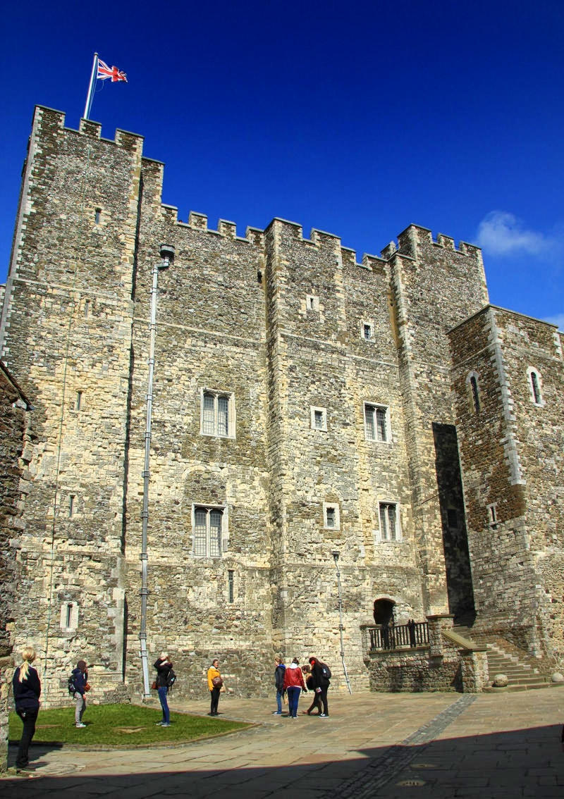 The Keep at Dover Castle. Credit Karen Roe