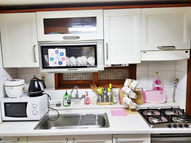 Flower House Apartment 03 - Kitchenette