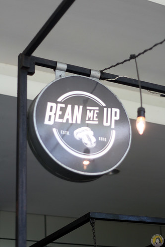 Bean Me Up Coffee & Food at Equity Tower SCBD Sudirman Jakarta