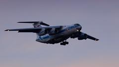 Volga-Dnepr IL-76.