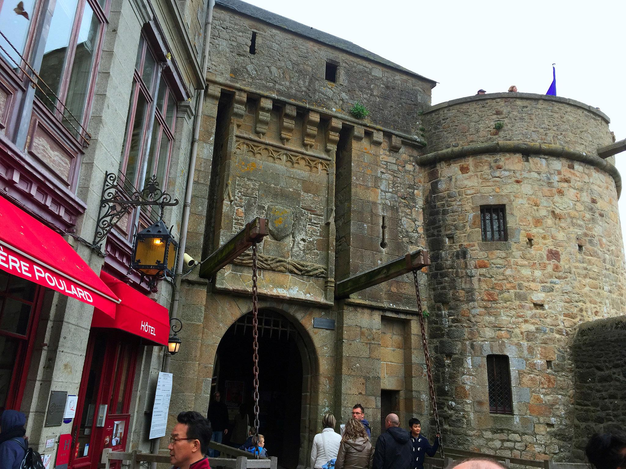 Mont Saint-Michel, France / Monte Saint-Michel, Francia mont saint-michel - 37717617261 61d152d29b k - Visitar el Mont Saint-Michel