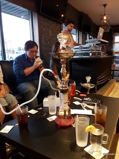 7 Lounge hookah bar