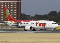 """T'Way Air (""""Yearimdang Why?"""" Livery) 737-800 HL8024"""