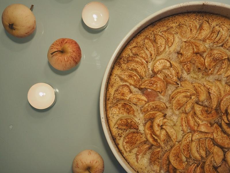 omenapiirakka-applepie