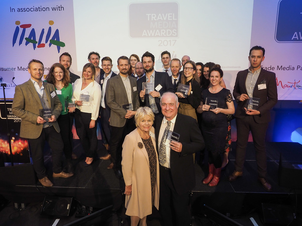 Travel Media Awards 2017