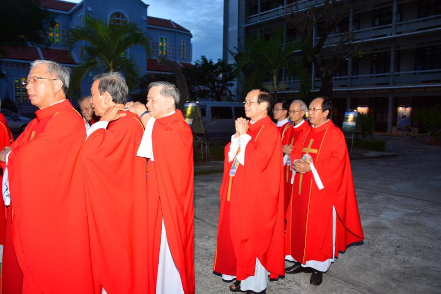 Ngày cử hành Năm Thánh cho các nhà giáo