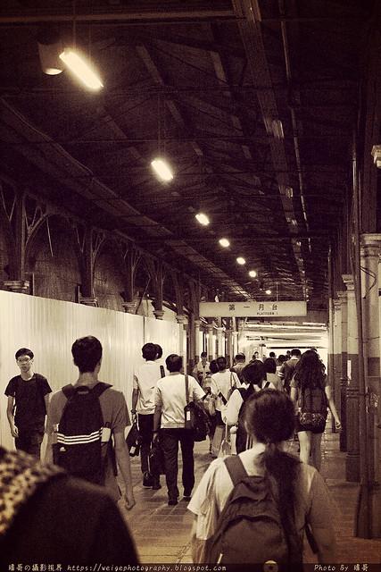Photo:[台中中區] 舊台中車站(第一月台)@20170925185423 By 瑋哥 WeiGe0903