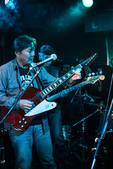 Rory Gallagher Tribute Festival in Japan - jam session at Crawdaddy Club, Tokyo, 21 Oct 2017 -00484
