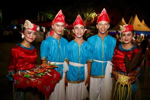 Festival Pesona Lipuku (Togean, Touna, Sulteng)