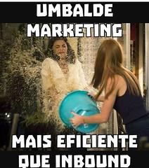 """Um pouco de humor para a galera do """"inbound marketing""""!! 😂 #inboundmarketing #designer #publicitarios #humor #criativo #propaganda #publicitarioscriativos #marketingdeconteudo #publicidadeepropaganda #marketing #marketingdigital #publicidade #campanha"""
