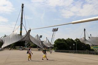 München - Olympiapark