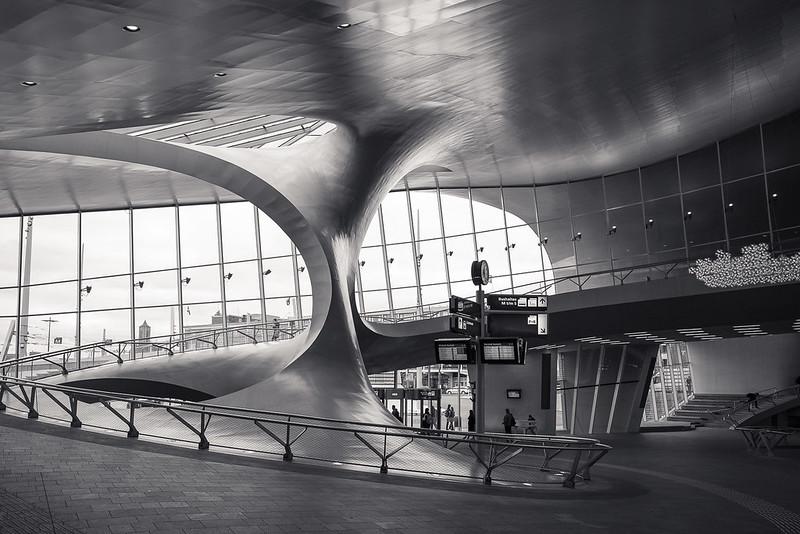 Arnhem, Central Station (1)