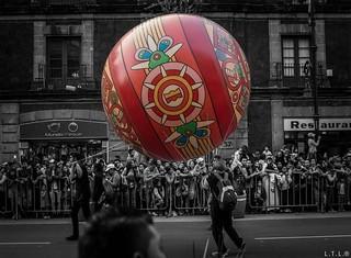 Desfile del Día de los Muertos-1